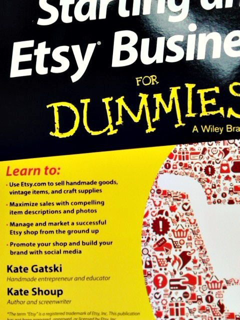 Etsy-Book