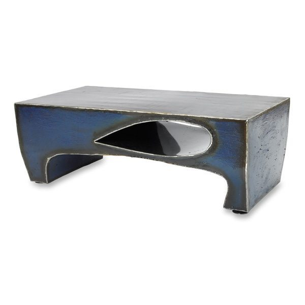 Blue Drop Coffee Table Square