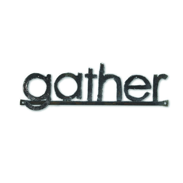 Gather Sign Square for Etsy