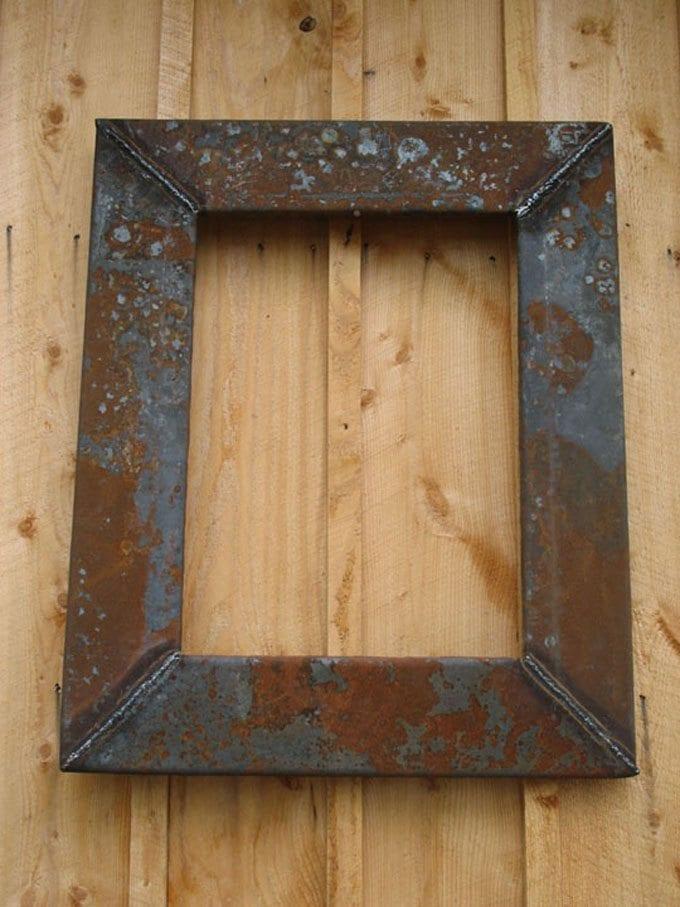 Custom Metal Frame | Gatski Metal