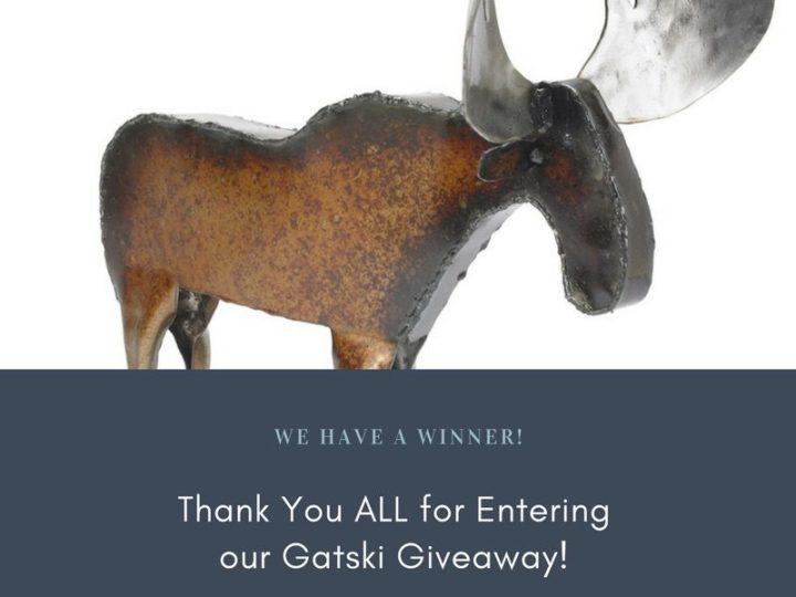 Yay! It's a Gatski Metal Giveaway!