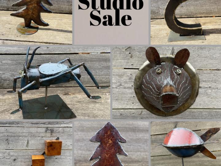 Spring Studio Sale!