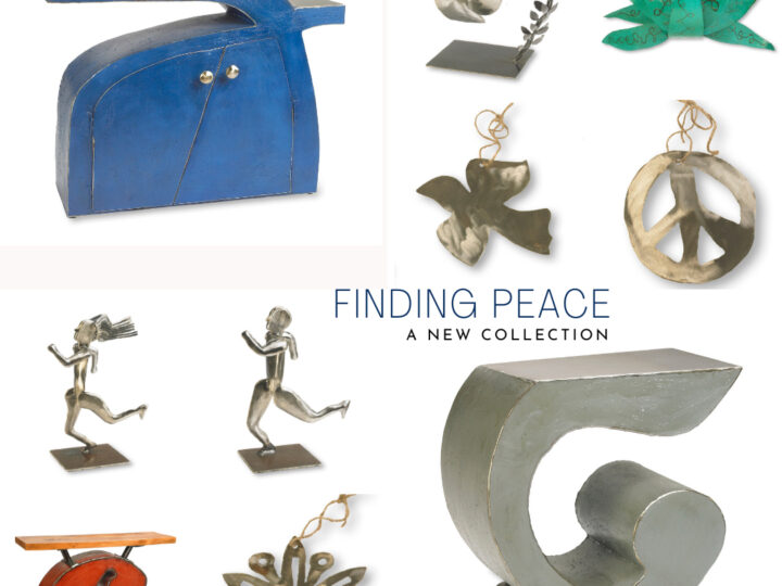 Finding Peace, A New Collection